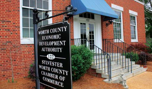 Worth COunty Economic Development